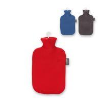 【あすつく】 ファシー Fashy 湯たんぽ Fleece cover with hot water bottle 2.0L フリースカバー付き 湯たんぽ 6530