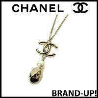 ◆商品説明◆  【ブランド】 シャネル CHANEL  【コメント】 人気 シャネルのネックレスです...