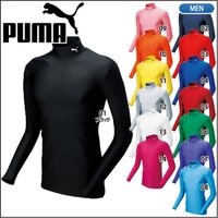 ■ メーカー PUMA 【プーマ】  ■ 商品名 コンプレッション モックネック LSシャツ  ■ ...