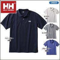 ■ メーカー HELLY HANSEN 【ヘリーハンセン】  ■ 商品名 ショートスリーブHHロゴポ...