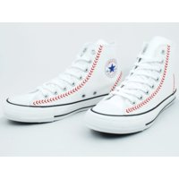 COLOR: White CONVERSE ALL STAR 100 BASEBALL HIになりま...