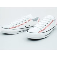 COLOR: White CONVERSE ALL STAR 100 BASEBALL OXになりま...