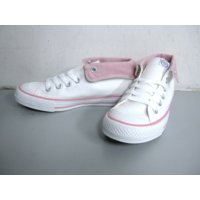 COLOR: WHITE/PINK CONVERSE CV VLC TURNDOWN OXになります...