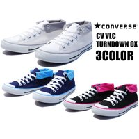 COLOR: (WHT/GRY)(NAY/SAX)(BLK/PINK) CONVERSE CV VL...