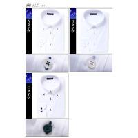 AL'VACHE アルヴァッシュ 簡単ケア ドゥエボットーニ 長袖 ワイシャツ メンズ 紳士 男性 ビジネス ワイシャツ シャツ yシャツ
