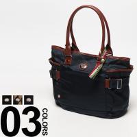 オンオフ兼用で使っていただける「オロビアンコ」のトートバッグです。安心して貴重品なども収納できる天フ...