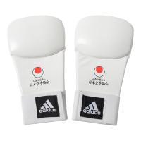 ■商品特徴  日本空手協会公認拳サポーター(JKA公認)  アディダスの特徴を生かし開発。 打撃面の...