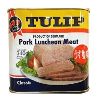 沖縄県ではスパムより人気がありシェアNO1を誇る「チューリップポーク」。 時間の無いときには、たまご...