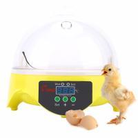 卵7個 インキュベーター 転卵式 孵卵器 鳥類用 孵卵機 孵化器 孵化機 鶏 アヒル ウズラ 110V対応