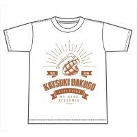 僕のヒーローアカデミア  ヴィンテージシリーズ Tシャツ 爆豪勝己 L(予約)[タカラトミーアーツ]|machichara