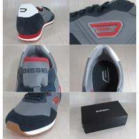 ディーゼル DIESEL メンズ ローカット スニーカー 靴 シューズ KURSAL/Y01077 P0520/H5674/グレー サイズ:43/44