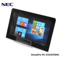 タブレット タブレットPC 中古パソコン NEC 10.1型 VersaPro タイプVT PC-VJ24VTAMJ Atom Z 2GB SSD6..
