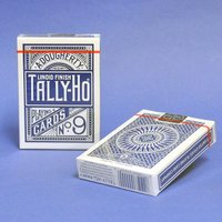 U.S.プレイング社製。前田知洋氏の使用で有名なタリホーのトランプ(ポーカーサイズ)各種品番:D07...