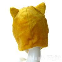 柴犬 着ぐるみキャップ かぶりもの 動物 帽子
