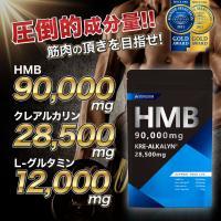 HMB クレアチン 高純度 クレアルカリン BCAA グルタミン クエン酸 サプリメント MAGINA HMB90,000mg クレアルカリン28,500mg配合
