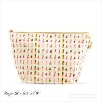 パイナップル コスメティック クラッチ バッグ [SoHaLIVING / ハワイ] [海外受注] #209