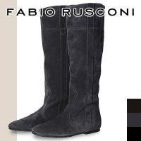 ◇ イタリア発のベロア調スウェード・ロングブーツ  ◆ サイズ[約cm EU36 (23.0cm)/...