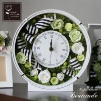 ■時計本体は安心1年保証付!エレガントで上品なデザインが結婚祝いのギフトに最適。  ◎至福の時を刻み...