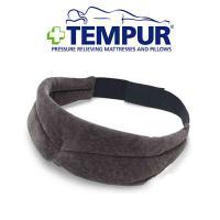 テンピュール TEMPUR アイマスク スリープマスク グレー  軽量でテンピュール(R)素材とベロ...