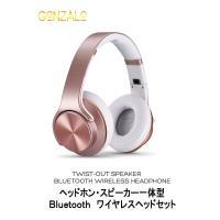 【3〜5営業日以内に発送】 ●GONZALO GSD055の5大機能 【Bluetooth無線接続】...
