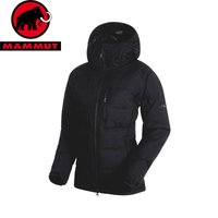 MAMMUT マムート SERAC IN Hooded Jacket Women 女性用 お買い得 ダウンジャケット お買い得 ダウンジャケット (black):1013-00690