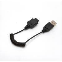 ガラケー FOMA/Softbank-3G用 USB 充電 ケーブル + USB 通信 ケーブル 2個セット CW-110Fx112