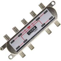 TVアンテナ分配器 8分配器 BS/CS/UHF/VHF/FM/地デジ対応