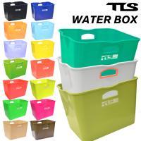 バケツ TOOLS / ツールス WATER BOX / ウォーターボックス  余裕のサイズで着替え...