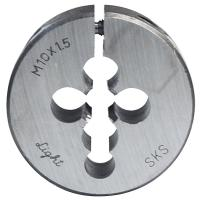 〜仕様〜 ・丸ダイス M24×1.5 径50 ・ねじ種類:メートル細目ねじ(M) 角度60°調整ねじ...