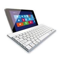 薄くて軽い!持ち運びに便利なタブレット用キーボード! マルチOS対応で、様々なタブレットで使用可能で...