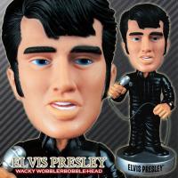 永遠のアメリカンロックンローラーELVIS PRESLEY(エルビス・プレスリー)のボビングヘッドが...