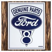 V8OHVエンジンといえばアメリカでもポピュラーな仕様なエンジン。 中でもFORD・フォードのV8と...