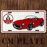CMプレート(ノベルティプレート)とは、車のナンバープレートサイズの飾りプレートです! 本来はアメリ...