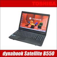 ■ 機種:東芝 dynabook Satellite B550/B ■ 液晶:15.6インチHDワイ...