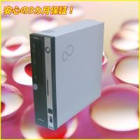 富士通 FUJITSU FMV-D5290 Core2Duo搭載 Windows7-Pro CPU:...
