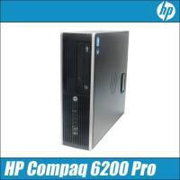 ◆機種:HP Compaq 6200 Pro SFF ◆液晶:付属しません ◆OS:Windows1...