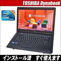 ■ 機種:TOSHIBA DynaBook Satellite K47 280EHD ■ 液晶:15...
