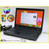 中古パソコン dynabook Satellite B451/E Windows7搭載  CPU:C...