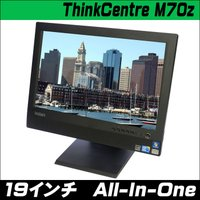 Lenovo ThinkCentre M70z Windows10          19インチ液晶...
