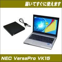 ◆機種:NEC VersaPro VK15EB-F ◆液晶:12.1インチ ワイド液晶 解像度 12...