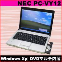 ☆中古ノートパソコン NEC VersaPro VY12A/M-6        DVDスーパーマル...