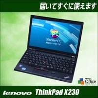 ◆機種:lenovo ThinkPad X230 ◆液晶:12.5インチ HD TFT液晶 解像度 ...