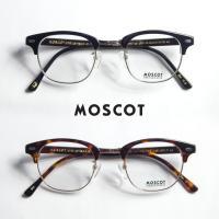 MOSCOT(モスコット)から、60年代を彷彿させるクラシカルなブロータイプのフレームYUKELをご...
