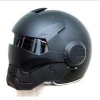 Masei Ironman フルフェイス アイアンマンタイプ ヘルメット デザイン アメコミ