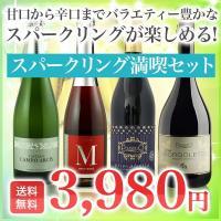 ・スパークリングワインの5本セットです。  【セット内容】 ●カスティ-リョ・カンポ・アルシス カバ...