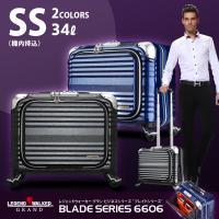 ■品番:6606-44(SSサイズ-44cm)     機内持ち込み対応・B4サイズ対応 ■本体サイ...