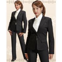 ラインがキレイなパンツスーツ!ブラックフォーマルにもOK!   ●カラー:ブラック ●サイズ:S(7...