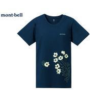 モンベル mont-bell トレッキング 半袖 Tシャツ アウトドア アパレル  【カテゴリ】  ...