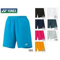ヨネックス YONEX テニス ウェア ハーフパンツ ユニセックス  【カテゴリ】 スポーツ テニス...