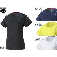 デサント スポーツ フィットネス Tシャツ  【カテゴリ】 スポーツ ランニング フィットネス トレ...